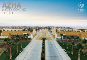 Unit in Azha Sokhna with 214m