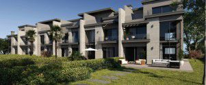 Villa In La Vista City New Capital 300m