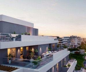 Penthouse in Villette Compound