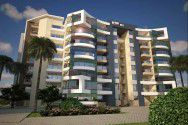 Apartment with area 128 m in Capital Heights 2 compound