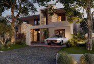 Villa with area 260m² in The Estates