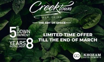 villa for sale in Creek Town