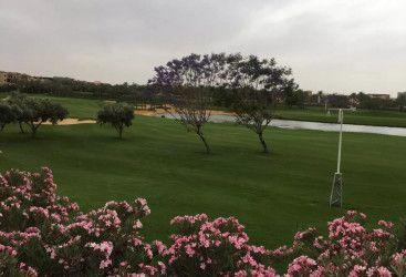 Villa in Katameya Dunes Compound New Cairo