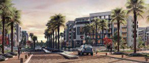 Duplex In Swan Lake Residences New Cairo 215m
