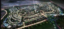 Master Plan for La Vista City compound New Capital