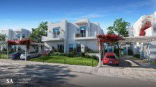 Villa with area 309m² in Jefaira