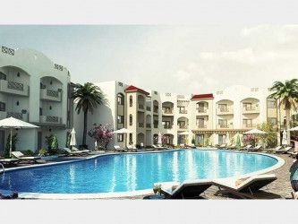 Details about a Penthouse in Marina Wadi Degla Resort