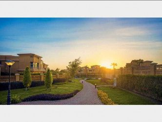 Villas Atrio Zayed Compound