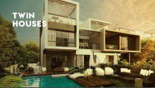 Penthouse In Fifth Square Compound