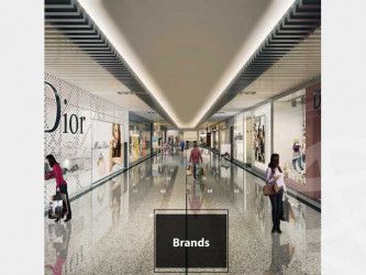 Commercial units in Evira Mall New Capital