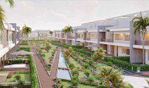 Apartment with garden in Compound Granda Life