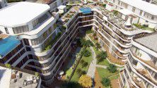 Unit in Bloomfields New Cairo with 124m