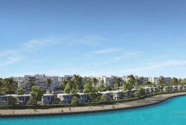 Chalet 140 meters for sale in Palm Hills New Alamein