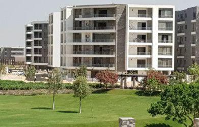 شقة للبيع في كمبوند تاج سلطان القاهرة الجديدة