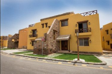 Chalet in Mountain View Sokhna