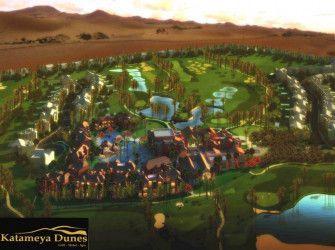 Villa In Katameya Dunes New Cairo 1300m