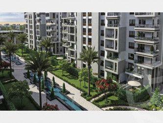 شقة في كمبوند بلو فيرت العاصمة الجديدة