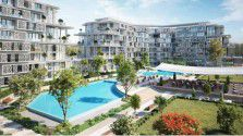 Apartments with space of ​​142 m² in Entrada new capital.