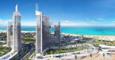 Unit in New Alamein North Coast Towers with 161m