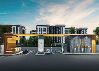 Apartment in Castle Landmark New Capital