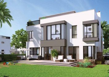 The design of units in Villette Compound
