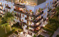 Buildings in Sodic East
