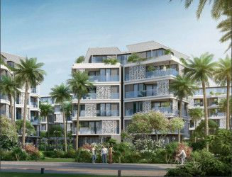 Apartment with 83 m² in Badya Palm Hills