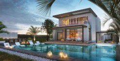 Villa with area 282m² in Gaia