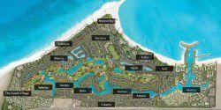 وحدات في مراسي الساحل الشمالي بمساحة 122 متراً