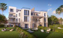 Apartments with area of 154 m in City Stars North Coast.