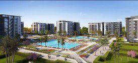 شقة في كاسيل لاند مارك العاصمة الإدارية الجديدة بمساحة 205 متراً
