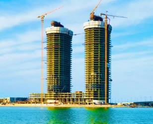 Apartments for sale in New Alamein Towers
