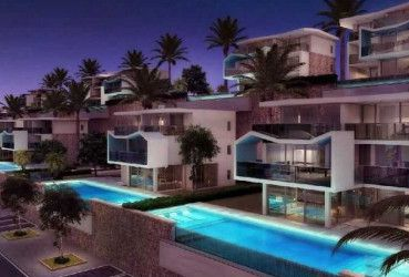Town house in La Vista City new capital starting from 248 m².