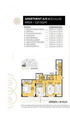 .شقة في كمبوند روزس العاصمة الادارية الجديدة