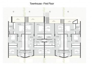 Master Plan for Townhouse in Carnelia