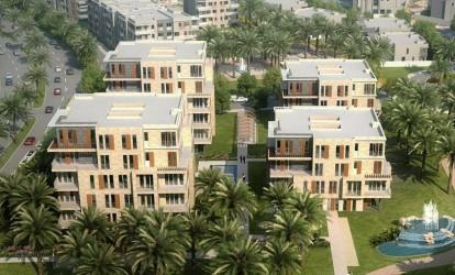 شقة دور ارضي للبيع بمساحة 112 متر