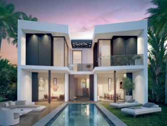 Villa With An Area of 281 m²in Badya 6 October