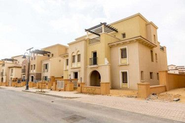 Villas for sale in Mivida New Cairo