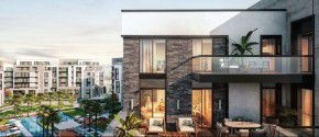 Duplex In Swan Lake Residences New Cairo
