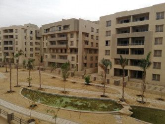 Apartment in The Square Compound New Cairo