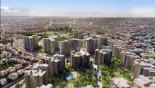 Units in Sawiris Towers El Sheikh Zayed Compound