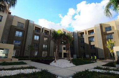 Apartment 236m in Palm Parks Compound