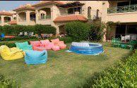 Chalets with Garden at La Vista Bay East Resort