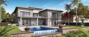 Villa In Swan Lake Residences New Cairo