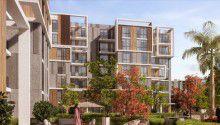شقة في هاب تاون المستقبل سيتي بمساحة 195 متراً