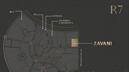 الوحدات في كمبوند زافاني العاصمة الجديدة