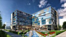 Office for sale in G3 Mall