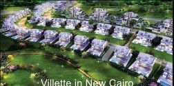 Unit in Villette New Cairo with 198m