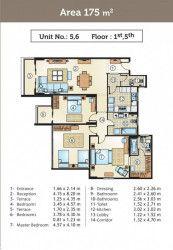 Apartment 175m in Golden Yard