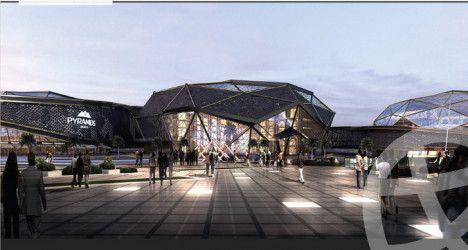 Properties in Masa Mall New Capital